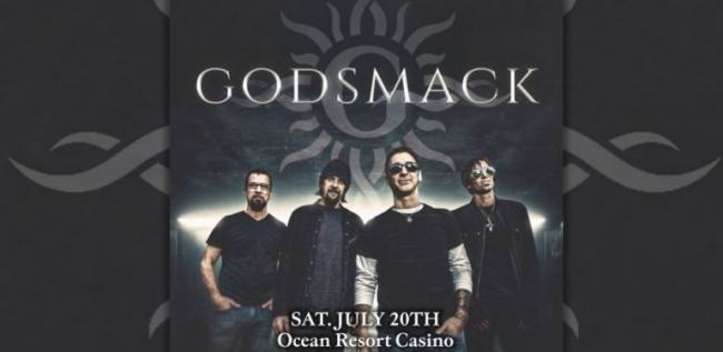 Godsmack – Upcoming Concerts!