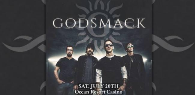 Godsmack – Upcoming Concerts!