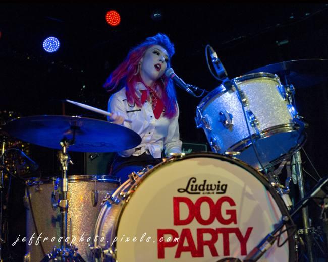 CJ Ramone, Dog Party