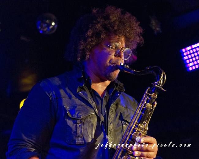 Jake Clemons with Stephen Stanley Band