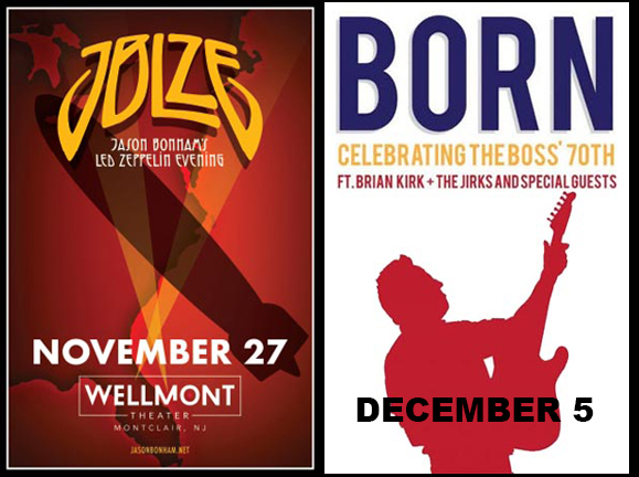 Upcoming Shows at NJ's Wellmont Theater!