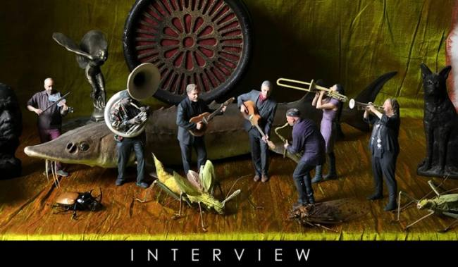 Wade Schuman – Hazmat Modine CD Release – Interview