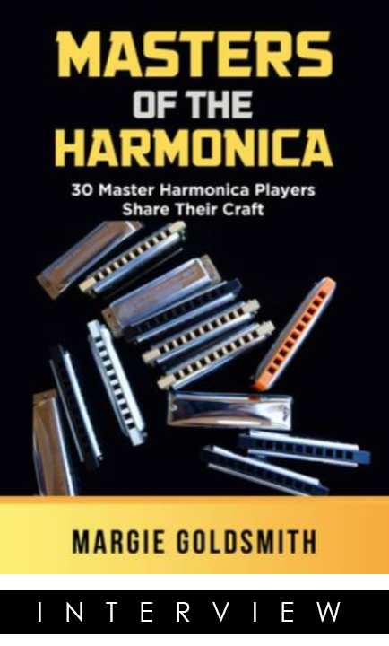 Margie Goldsmith – Interview – Masters of the Harmonica author