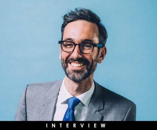 David Myles – Interview