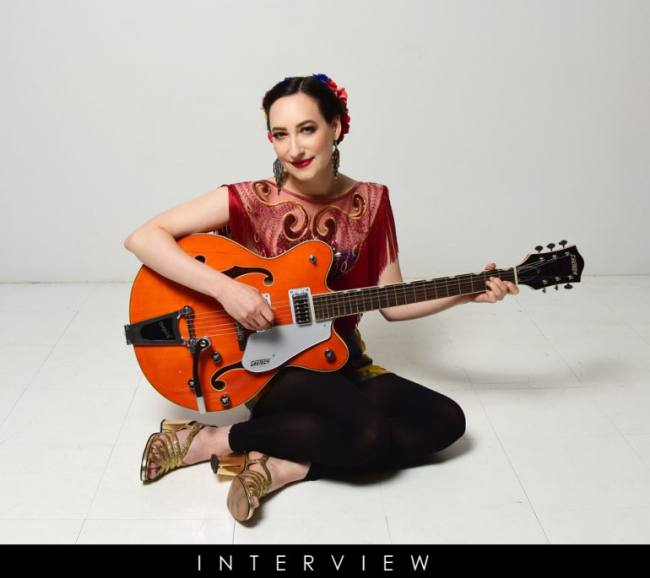 Rachael Sage – Interview