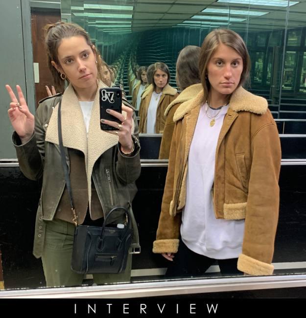 Vice Versa: Sophie Thoerner & Hannah Traulsen – Interview