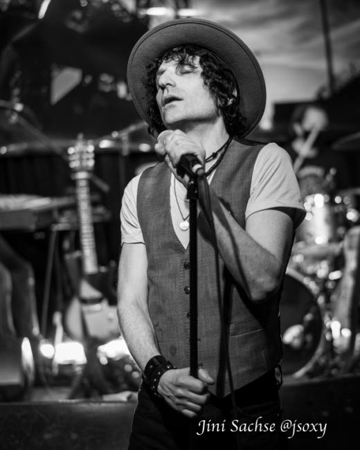 Jesse Malin at The Bowery Electric