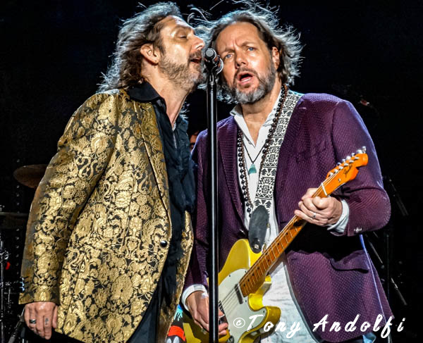 The Black Crowes and Dirty Honey-PNC Bank Arts Center NJ