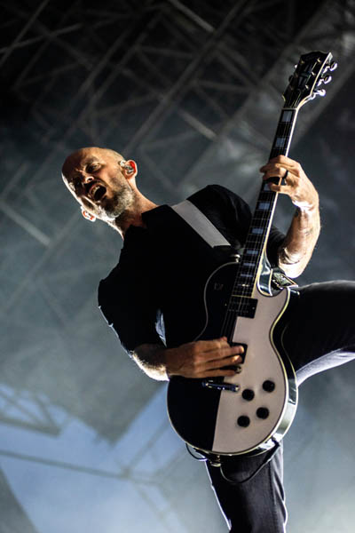 Rise Against Plays the Mann Center, Philadelphia with Spanish Love Songs and The Decendents