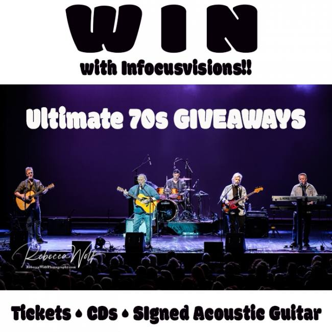 WIN Ultimate 70s Giveaways!!