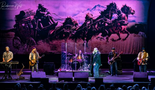 The Marshall Band & The Outlaws-Mayo Performing Arts Center